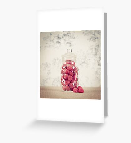 Red - Rainbow collection part 1 Greeting Card