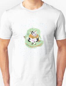 Moo-velous Winterrrrr! Unisex T-Shirt