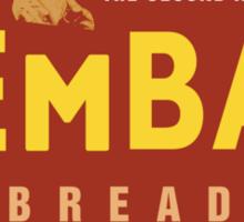 Lembas Sticker