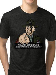 Gny. Sgt. Hartman Tri-blend T-Shirt