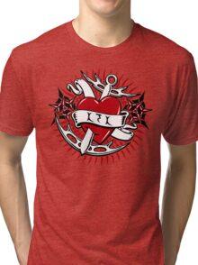 Klingon Tattoo Tri-blend T-Shirt
