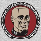 Kryten - Spin My Nipple Nuts by anfa