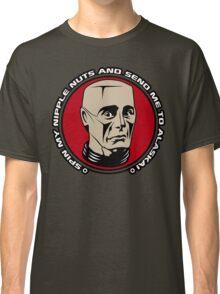 Kryten - Spin My Nipple Nuts Classic T-Shirt