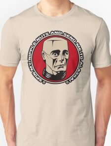Kryten - Spin My Nipple Nuts T-Shirt