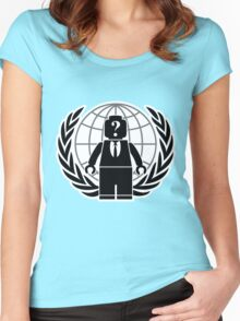 Legonymous Women's Fitted Scoop T-Shirt