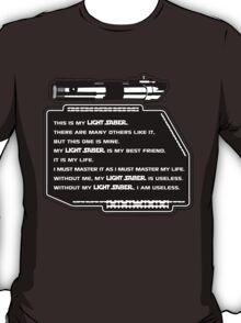 Lightsaber T-Shirt