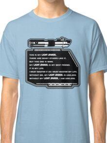 Lightsaber Classic T-Shirt
