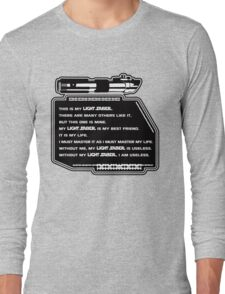 Lightsaber Long Sleeve T-Shirt