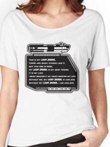 Lightsaber Women's Relaxed Fit T-Shirt