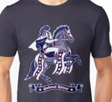 Medieval Knievel Unisex T-Shirt