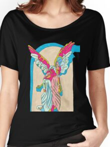 Cemetery Angel Women's Relaxed Fit T-Shirt