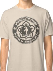 Keisuke Miyagi School of Martial Arts Classic T-Shirt
