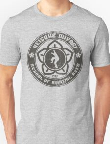 Keisuke Miyagi School of Martial Arts T-Shirt