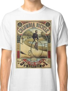 Vintage poster - Columbia Bicycle Classic T-Shirt