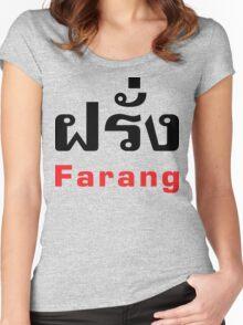 Farang Women's Fitted Scoop T-Shirt