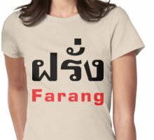 Farang Womens Fitted T-Shirt