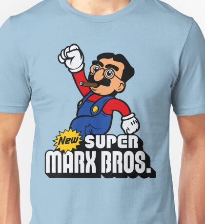 Super Marx Bros. Unisex T-Shirt