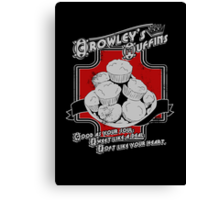 Crowley's Muffins Canvas Print