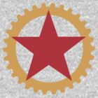 Star and cog by northstardesign