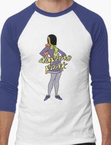 Daphne Punk  Men's Baseball ¾ T-Shirt