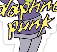 Daphne Punk  Sticker