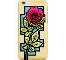 Stained Rose iPhone Case/Skin