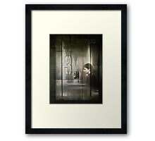 Secretly Wishing For Another Number Framed Print
