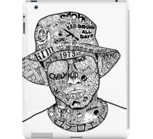 Gangster iPad Case/Skin