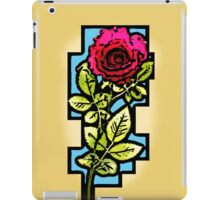 Stained Rose iPad Case/Skin