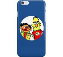 Leonard and Sheldon Muppets iPhone Case/Skin
