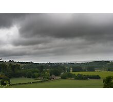 Storm Is Brewing.. Photographic Print