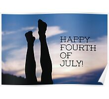 Happy Fourth of July! Poster
