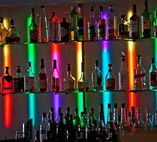 Rainbow Glass by phil decocco