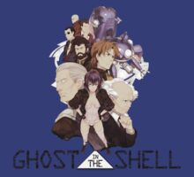 Ghost in the Shell by thias13