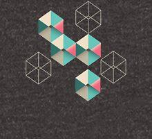 Empty cubes Unisex T-Shirt