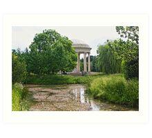 Versailles Temple of Love Art Print