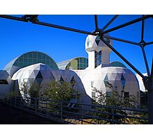 BIOSPHERE 2 TUCSON ARIZONA NOVEMBER 2006 Photographic Print