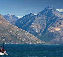 Wakatipu by phil decocco