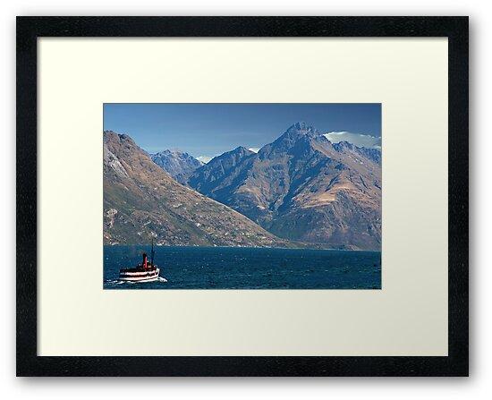 Wakatipu by phil decocco
