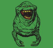 Slimer by SpaceTruckerBoi