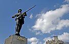 Gloucestershire regiment Boer war memorial, Bristol, UK by buttonpresser