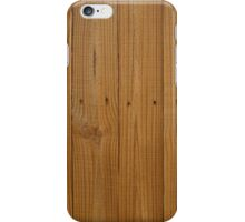 Weathered Wood Fence iPhone Case/Skin