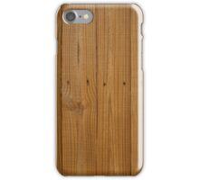 Weathered Wood Fence iPhone Case/Skin