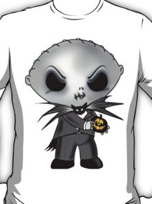 Stewie Skellington T-Shirt