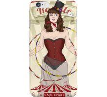 Roselle the hoop dancer iPhone Case/Skin