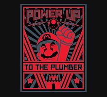 Plumber Propaganda Long Sleeve T-Shirt