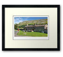 Arkle Town Wall Print Framed Print