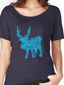 Hannimal - Blue Women's Relaxed Fit T-Shirt