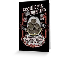 Muffins ♥ Greeting Card