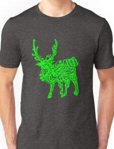 Hannimal - Green Unisex T-Shirt